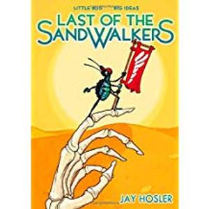 Last of Sandwalkers