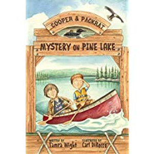 Mystery on Pine Lake: A Cooper & Packrat Mystery (Cooper and Packrat)