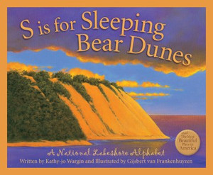S is for Sleeping Bear Dunes