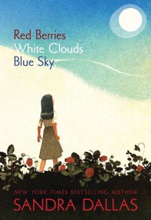 Red Berries White Clouds Blue Sky