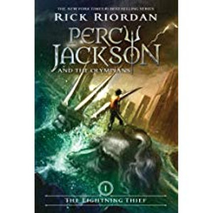 The Lightning Thief: Percy Jackson and the Olympians, Book 1