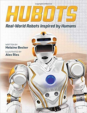 Hubots: Real-World Robots Inspired by Humans