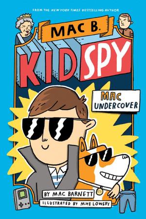 Mac Undercover. #1