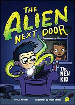 The Alien Next Door: New Kid