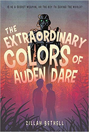 Extraordinary Colors of Auden Dare