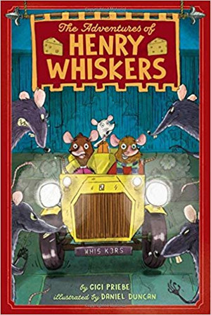 Adventures of Henry Whiskers