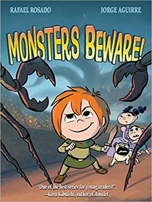 Monsters Beware!