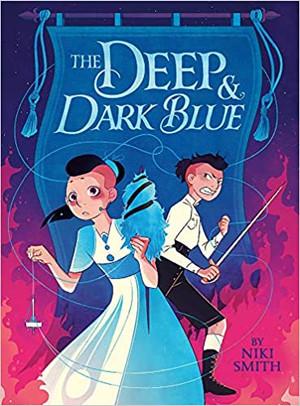 The Deep and Dark Blue by Niki Smith