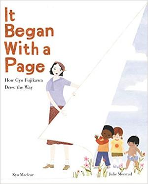 It Began with a Page : How Gyo Fujikawa Drew the Way
