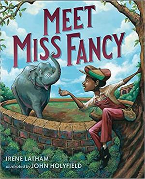 Meet Miss Fancy
