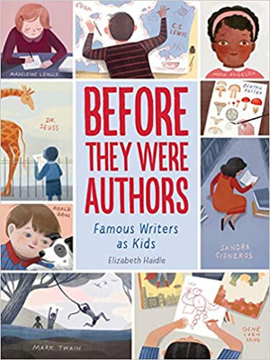 Before They were Authors : Famous Authors as Kids