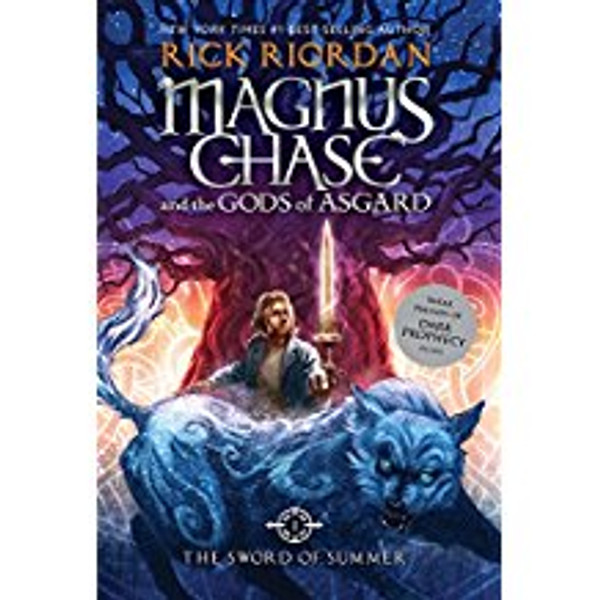 Magnus Chase and the Gods of Asgard Book 1 The Sword of Summer