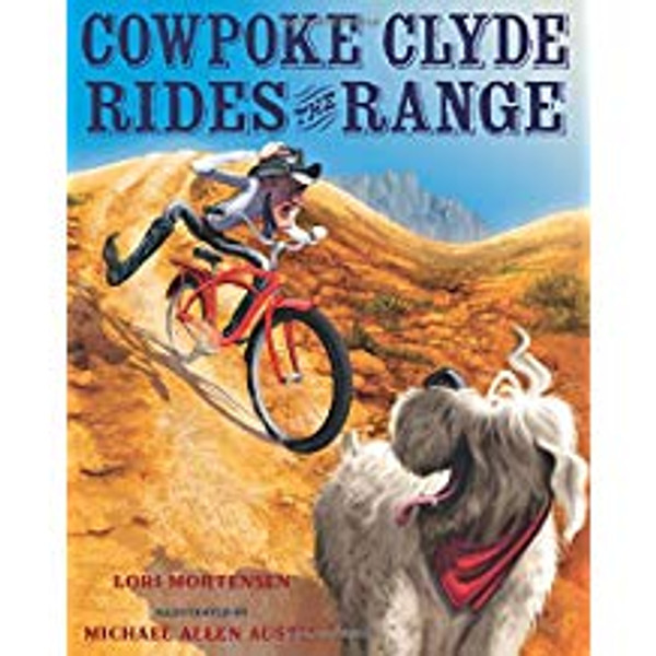 Cowpoke Clyde Rides the Range