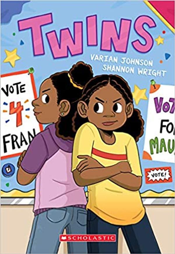 Twins: Graphic Novel