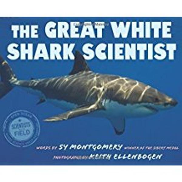 Great White Shark Scientist