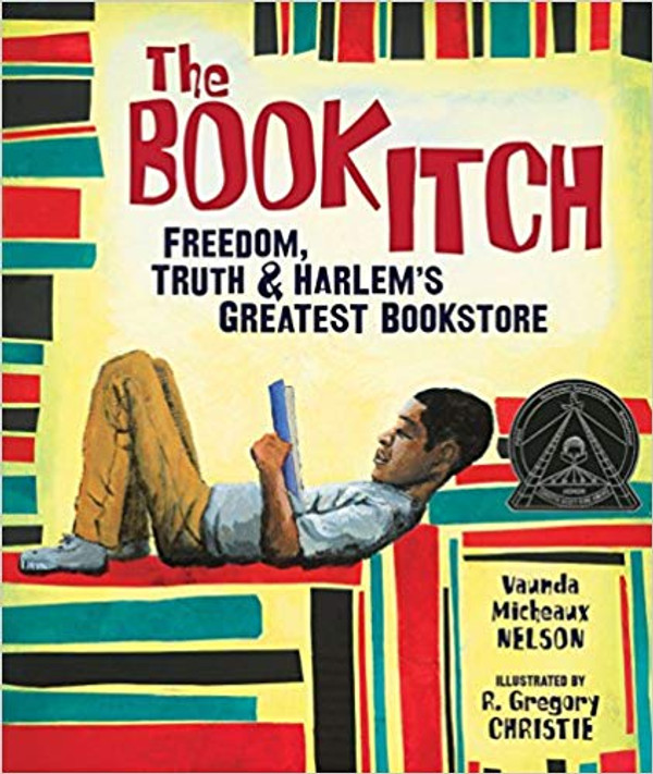 Book Itch: Freedom, Truth & Harlem's Greatest Bookstore