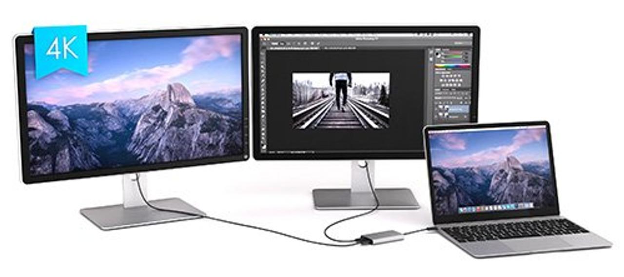 2 Monitore Verbinden