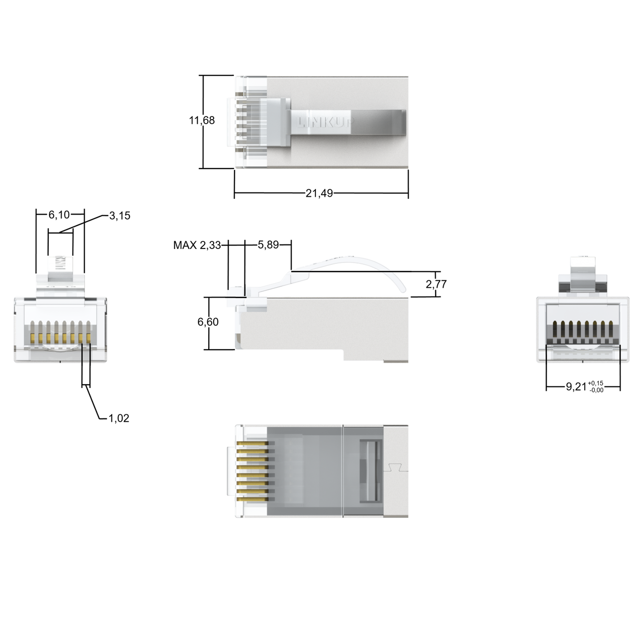 Vs Cat6 Rj45 Connectors Together With Cat 6 Connector Wiring Diagram