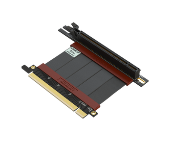 5cm - Ultra PCIe 4.0 X16 Riser Cable Extreme - 90 Degree Socket