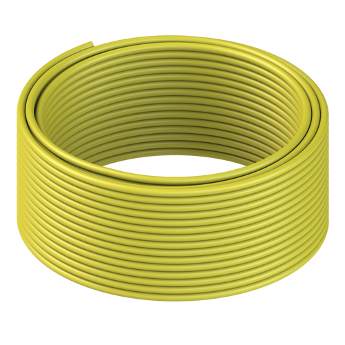Cat8 Ethernet Patch Cable - 40Gbps |Yellow| 50 M Bulk (Termination Required)