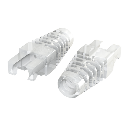 RJ45 Ethernet Boots for LINKUP Snagless Plugs | 100 pcs
