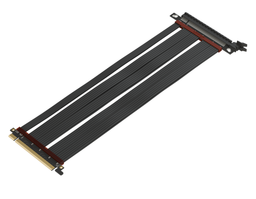 Extreme4+ PCIe 4.0 x16 Riser Cable - Straight