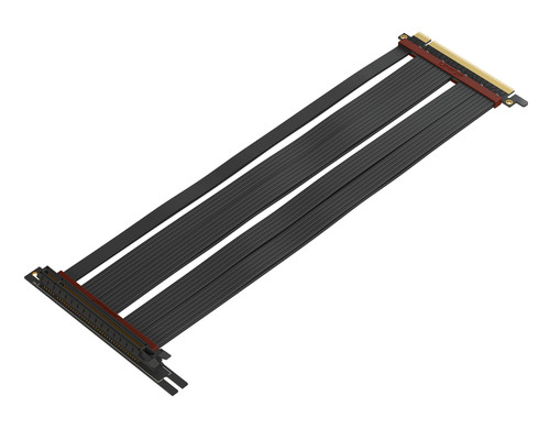 Extreme4+ PCIe 4.0 x16 Riser Cable - Right Angle