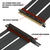 Extreme4+ PCIe 4.0 x16 Riser Cable - Left Angle