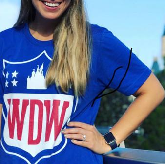 WDW/DLR Tee