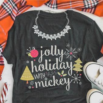 Jolly Holiday Tee