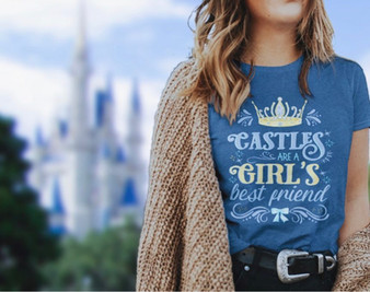 Castles are a girl's best friend