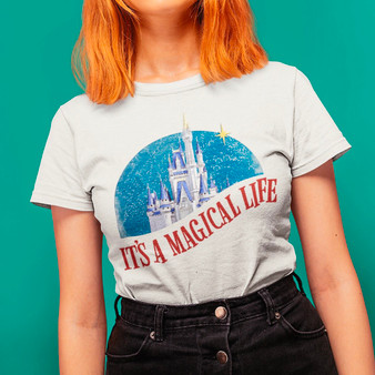 It's A Magical Life Unisex Tee