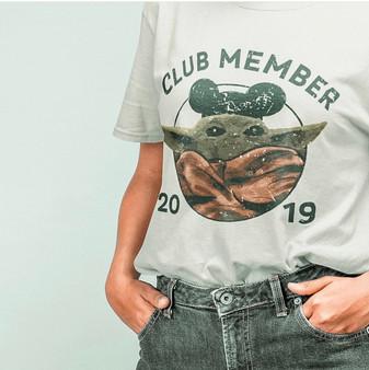 Club Member Yoda