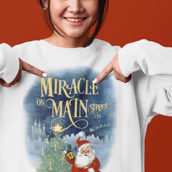 Miracle on Main Street Sweatshirt