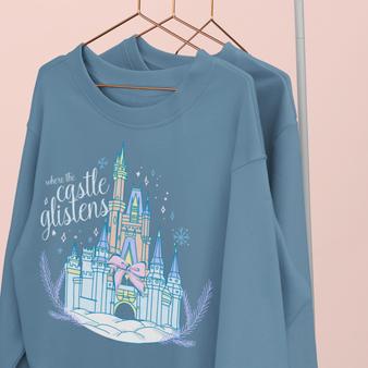 Castle Glistens Sweatshirt