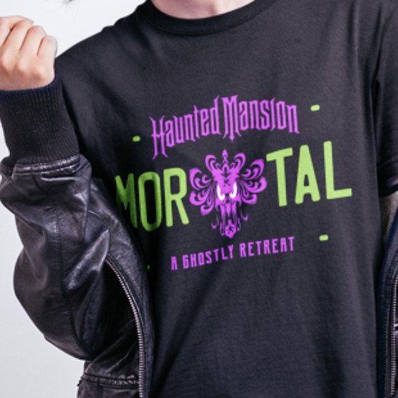 Haunted Mansion License Plate
