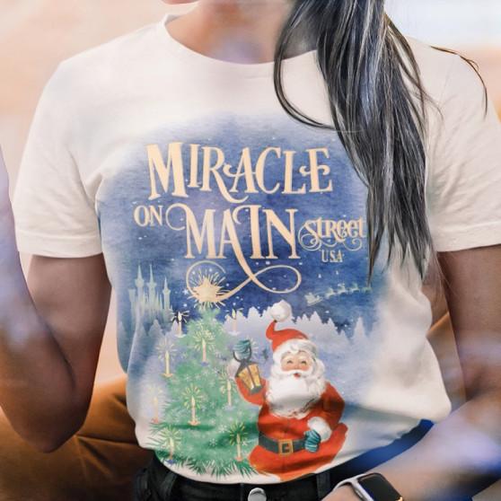 Miracle on Main Street T-shirt