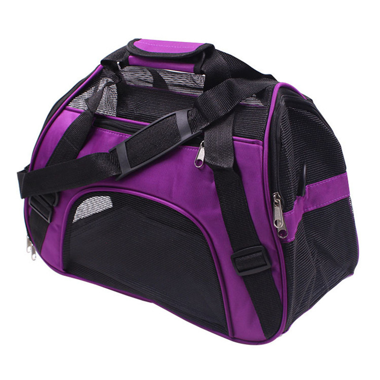 fcf4b72bcbb Dog Carrier Outgoing Travel Teddy Packets Breathable Small Pet Handbag
