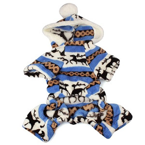 Dog Clothing & Shoes Home & Garden The Best Fashion Pet Dog Winter Warm Pet Clothing Sportswear Coat Jumpsuits Plush Clothes Pet Home Or Outdoor Pants Clothingdrop Shipping To Enjoy High Reputation In The International Market