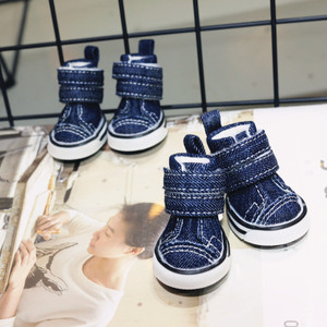 Sport Anti Slip Sneaker Casual Pet Shoes For Dog Teddy Yorkie