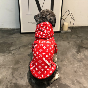 Pet clothes Small Dog Clothes Winter Camouflage Puppy Jacket