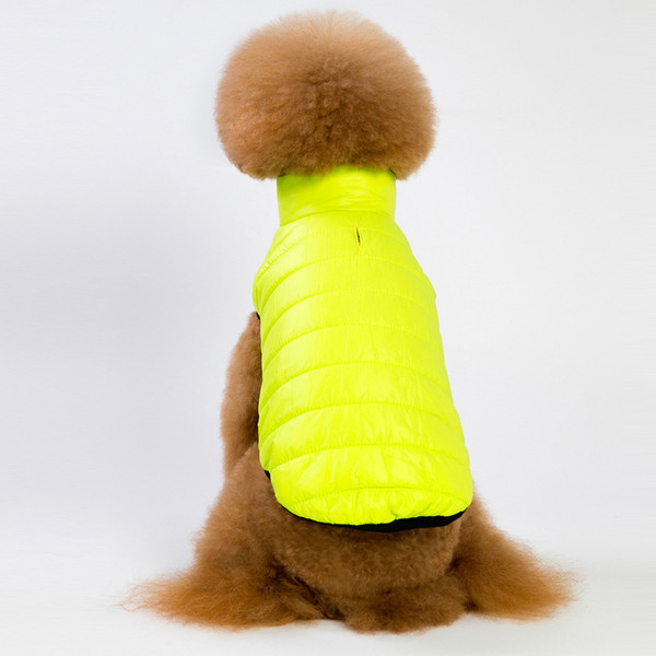 Fleece Costume For Pets Male Warm Ups Dogs / Cats Coat / Vest Dog Clothes