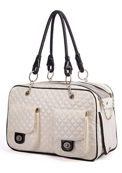 Soft-Sided Pet Carrier Purse for Travel