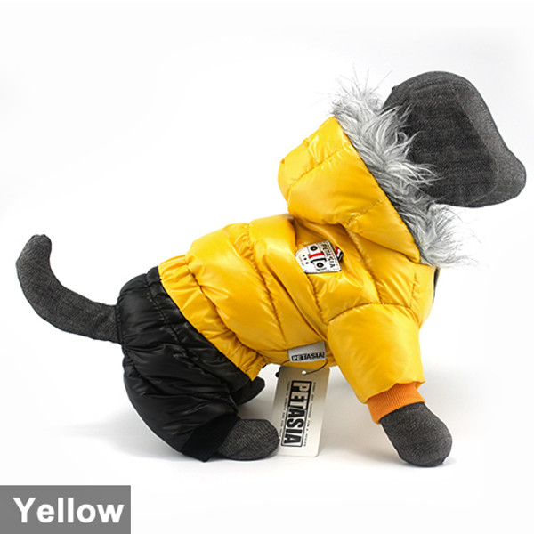 Winter Pet Dog Clothes Super Warm Down Jacket For Small Dogs