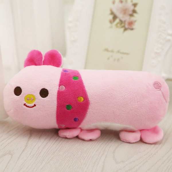Puppy Chew Squeaker Funny Dog Toys Pet Squeaky Sound Plush