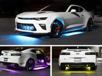 Advanced 3 Million Multi-Color Underbody Lighting Kit