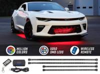 Advanced 3 Million USB Wireless LED Underbody Lighting Kit