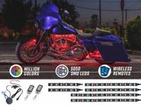 Advanced Million Color Motorcycle SMD LED Lights