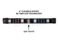 Advanced Million Color SMD LED Mini Motorcycle  Flexible Strip