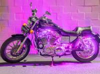 Flexible Million Color Motorcycle Lights